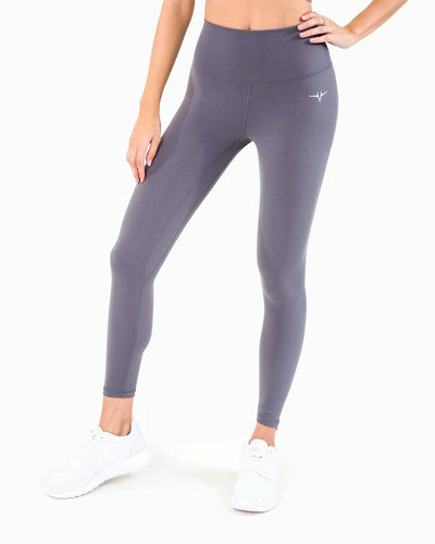 Naked Leggings - Lunar Gray