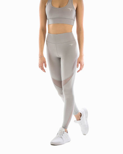 Plexus Leggings - Slate Gray