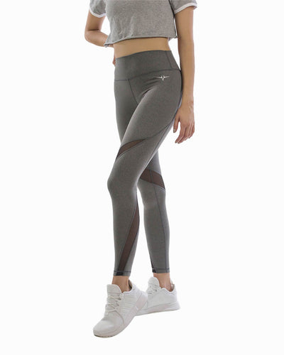 Plexus Leggings - Smokey Heather