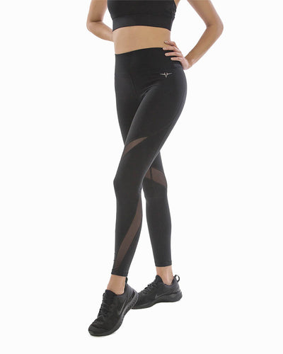 Plexus Leggings - True Black