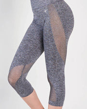 Rise Seamless High Waisted Leggings - Stone