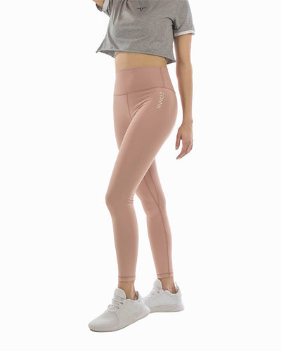 Serene Leggings - Pink Nude