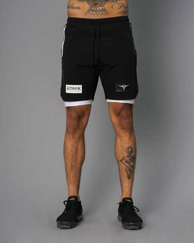 Evolution Liner Shorts - Black