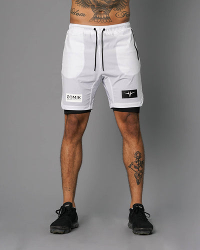 Evolution Liner Shorts - White