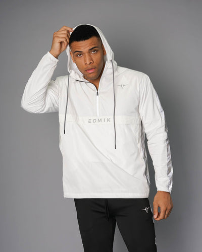 Chroma Windbreaker - White