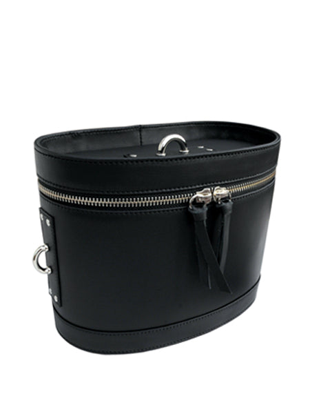 NECESER – BLACK/SILVER bag