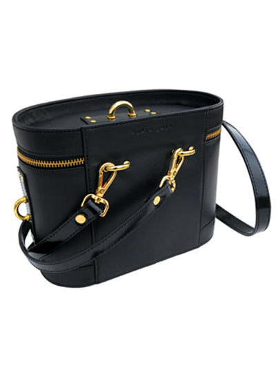 NECESER – BLACK/GOLD bag
