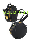 SOMBRERO  BLACK/GOLD bag