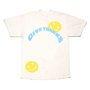 HOL2003 - GIVE THANKS TEE (TAN)