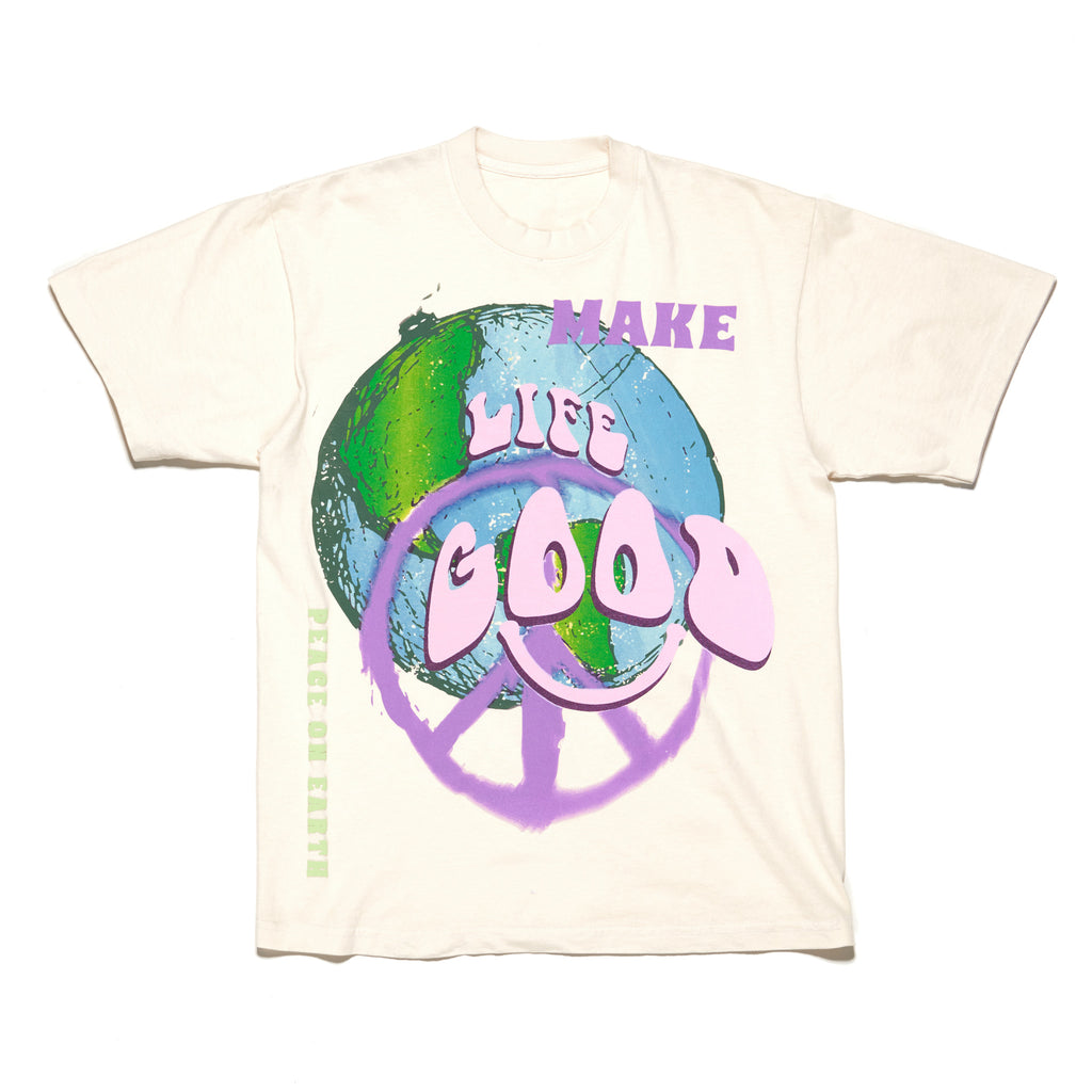 HOL2101 - PEACE ON EARTH TEE