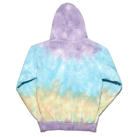 HOL2105 - LIFE IS A HIGH HOODIE (DYE)