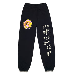 HOL2203 - SUNFLOWER SWEATPANTS