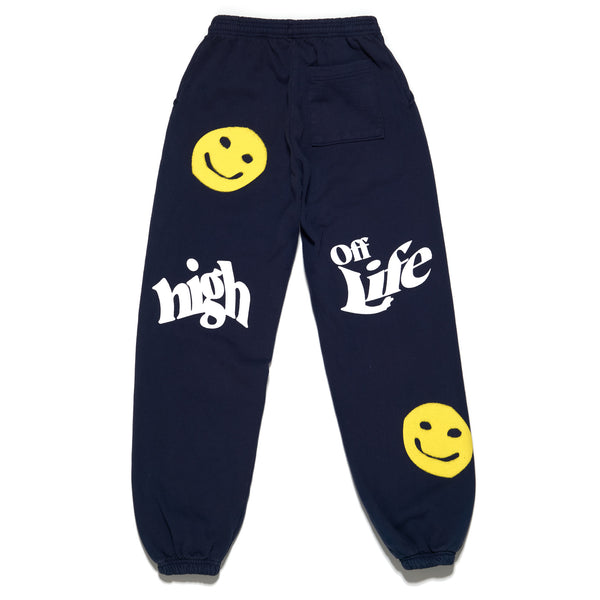 HOL2204 - GIVE THANKS SWEATPANTS (BLUE)