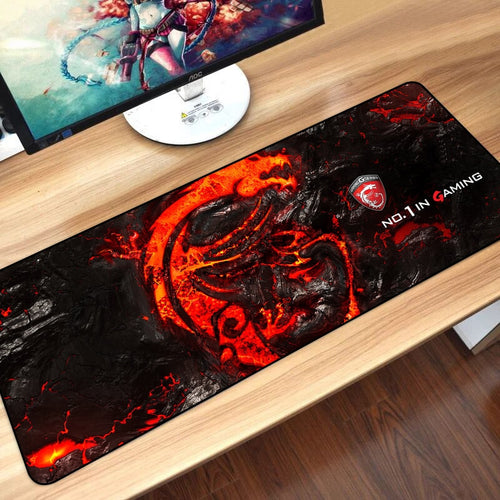 Mouse pad 80x30cm Gaming Dragon