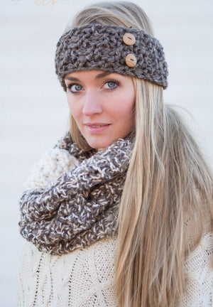 Cozy Knitted Headband