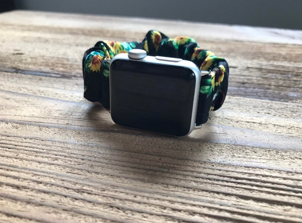 Scrunchy Apple Bandwatch