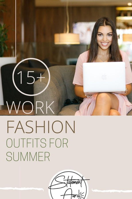 15+ EDGY CASUAL WORK OUTFITS FOR SUMMER YOU WILL DEFINITELY WILL WANT TO TRY