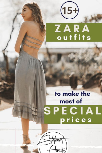 15+ Cute Zara Summer Outfits to Wear Right Now (to get as much out of special prices)