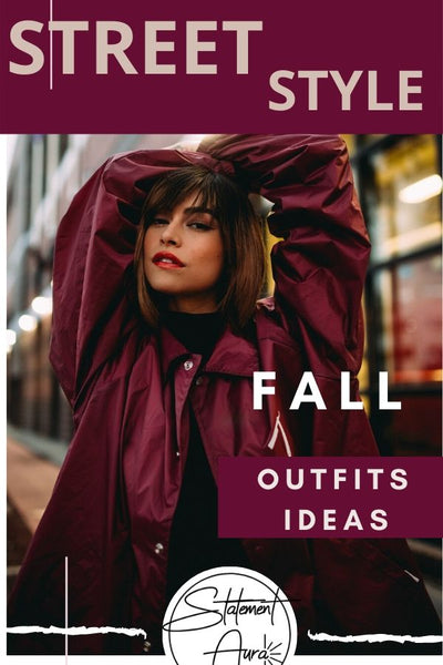 15+ Cutest Fall Outfit Ideas to Wear ASAP [Street Style Fashion]