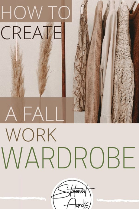 How to Create a Stylish Fall Outfit for Work  [15+ Fall Work Outfits ]