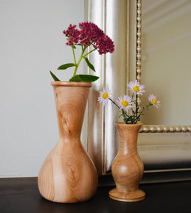 Wooden Vase Set - The Sidlaw Hare