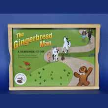 Load image into Gallery viewer, The Gingerbread Man & Frame - The Sidlaw Hare