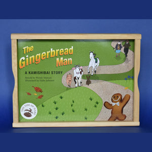 The Gingerbread Man & Frame - The Sidlaw Hare