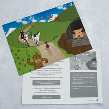 Load image into Gallery viewer, The Gingerbread Man Children's Book - The Sidlaw Hare