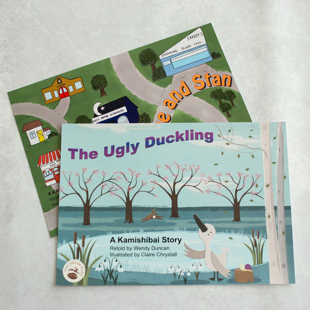 The Ugly Duckling and Daphne and Stan Set - The Sidlaw Hare