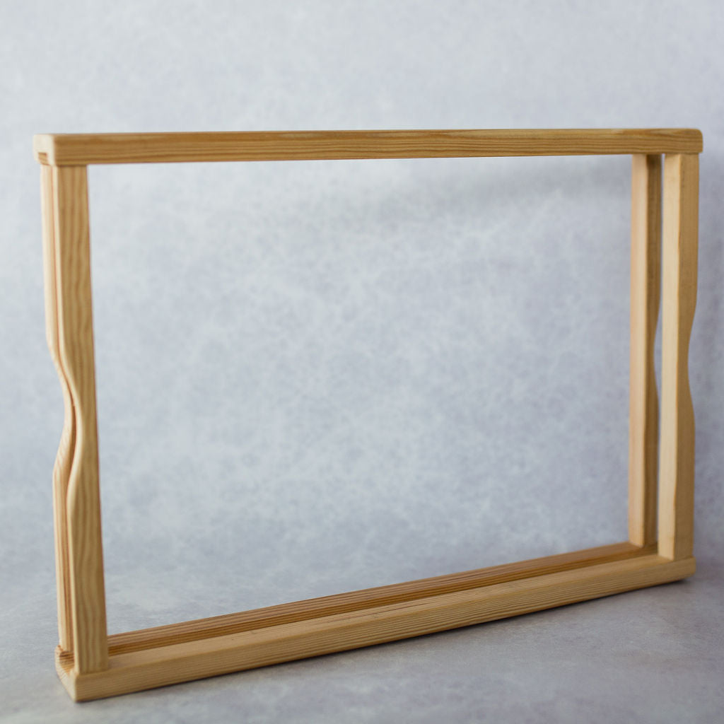 Wooden Frame/Butai - The Sidlaw Hare