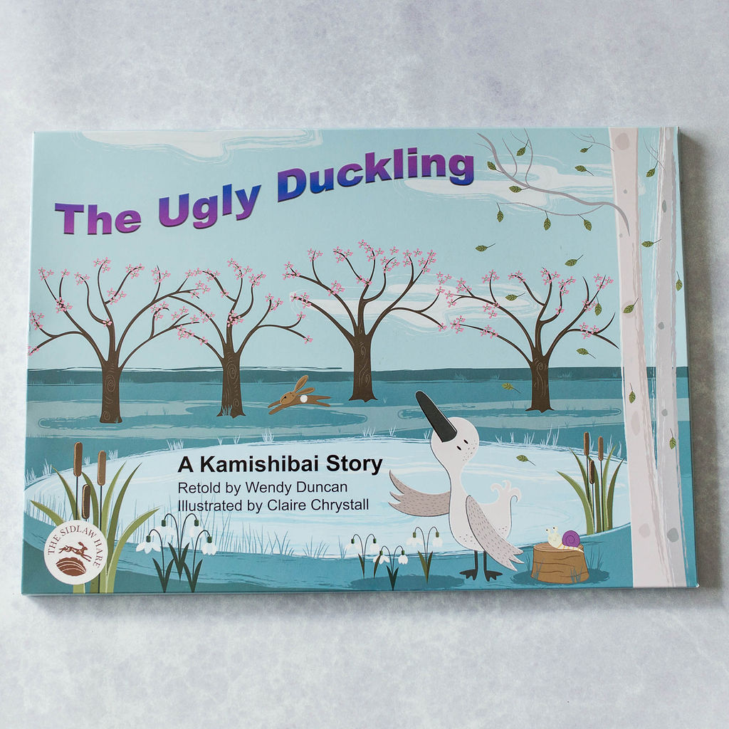 The Ugly Duckling Children's Book - The Sidlaw Hare