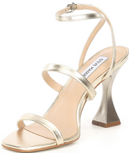 Load image into Gallery viewer, Ankle Strap Flare Heel Sandal