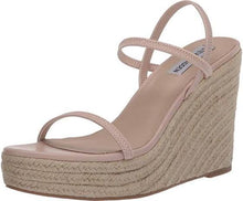 Load image into Gallery viewer, Wedge Platform Espadrille Sandal
