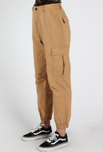 Load image into Gallery viewer, High Waisted Cargo Pants