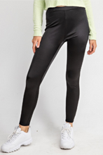 Load image into Gallery viewer, Satin Stretch Legging