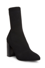 Flare 3.25in Block Heel Sock Bootie