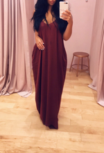 Load image into Gallery viewer, Drape Maxi Dress
