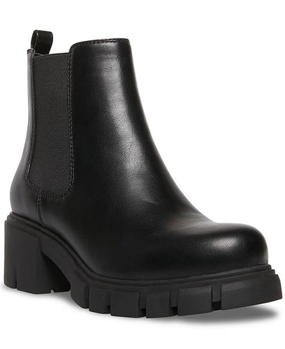 Lug Sole Chelsea Boot