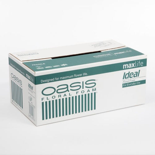 Oasis Floral Wet Foam Brick - Box of 20