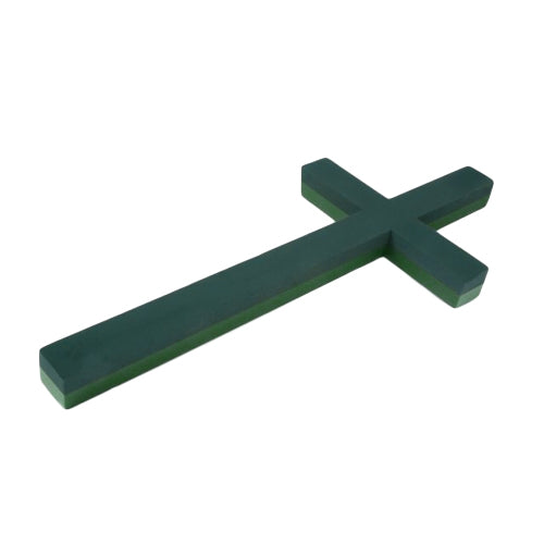 3ft Val Spicer Wet Foam Backed Cross (Pair)