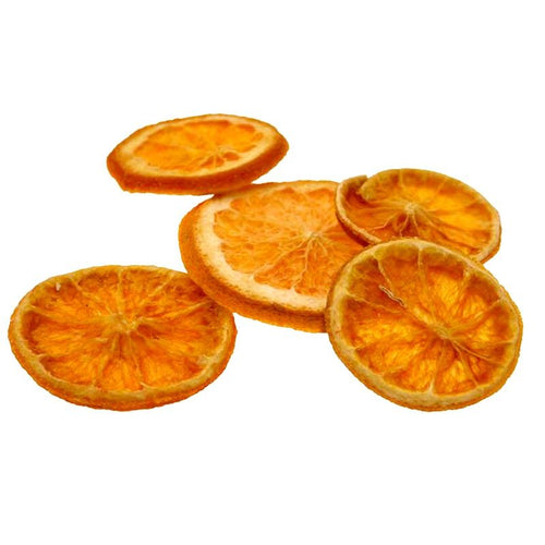 250g Dried Orange Slices - Floral Christmas Wreath Decoration