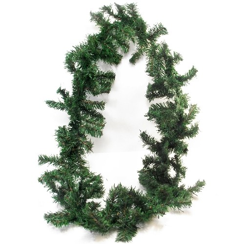 2M Artificial Pine Spruce Garland Xmas Christmas Decoration