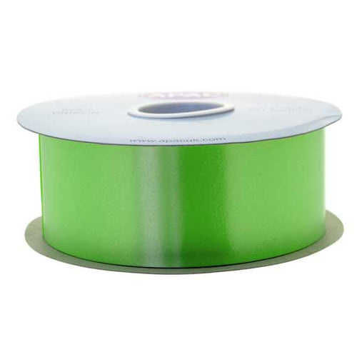 Lime Green Polypropylene Ribbon 100 Yards (91m)