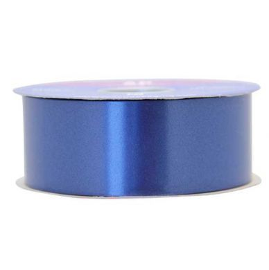 Navy Polypropylene Ribbon 100 Yards (91m)