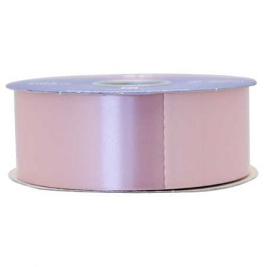 Pale Pink Polypropylene Ribbon 100 Yards (91m)