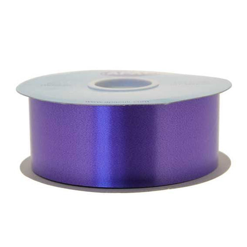 Purple Polypropylene Ribbon 100 Yards (91m)