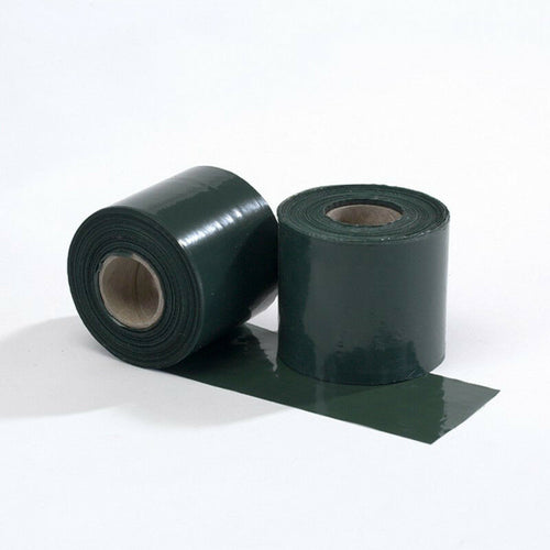 Green Wreath Wrap 100m Roll x 6cm Wide Floristry Work Christmas Craft