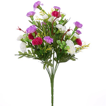 Load image into Gallery viewer, Spray Carnation Bunches - Artificial Silk Flower