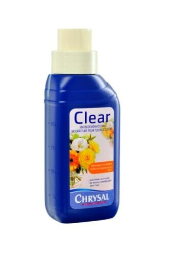 Chrysal Cut Flower Food - 250ml