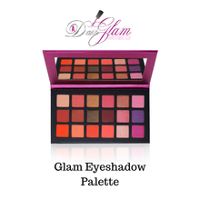 Load image into Gallery viewer, Glam Eyeshadow Palette